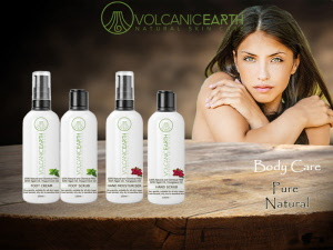volcanic earth spa